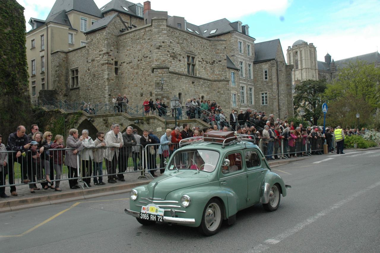 La parade 2014