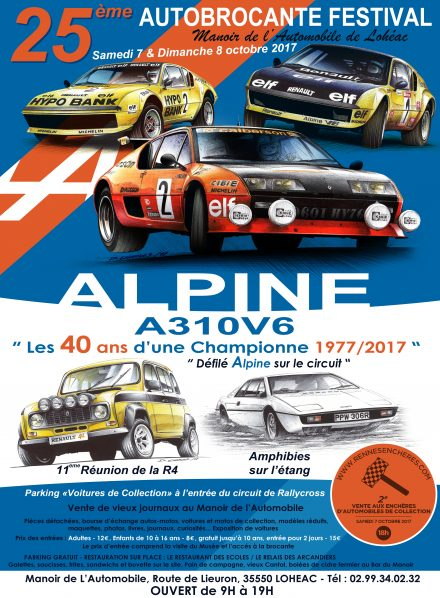 Loheac alpine a310