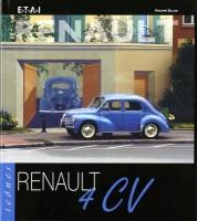 Renault 4cv icones