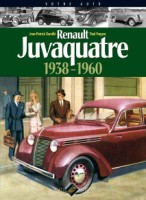 Renault juvaquatre 1938 1960